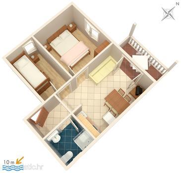 Apartment A-234-a - Apartments Stara Novalja (Pag) - 234