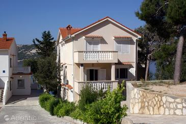 Property Stara Novalja (Pag) - Accommodation 234 - Apartments near sea with sandy beach.