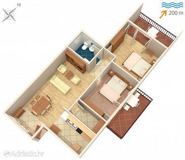 Apartment A-2342-c - Apartments Lovran (Opatija) - 2342