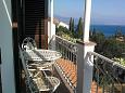 Balcony - Apartment A-2347-b - Apartments Novi Vinodolski (Novi Vinodolski) - 2347