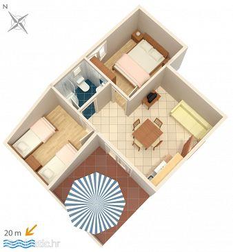 Apartment A-2354-d - Apartments Crikvenica (Crikvenica) - 2354