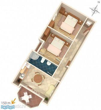 Apartment A-2355-b - Apartments Selce (Crikvenica) - 2355