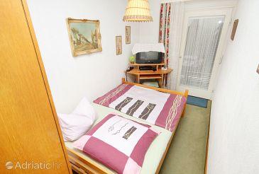 Selce, Bedroom u smještaju tipa room.