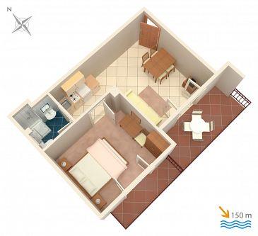 Apartment A-2372-a - Apartments Selce (Crikvenica) - 2372