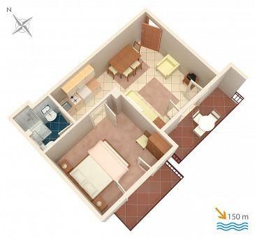 Apartment A-2372-b - Apartments Selce (Crikvenica) - 2372