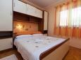 Jadranovo, Bedroom 2 u smještaju tipa apartment, dopusteni kucni ljubimci i WIFI.