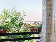 Jadranovo, Terrace - view u smještaju tipa apartment, dopusteni kucni ljubimci i WIFI.