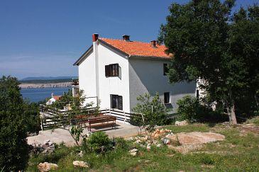 Jadranovo, Crikvenica, Property 2377 - Apartments u Hrvatskoj.