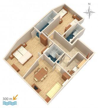 Apartment A-2378-d - Apartments Dramalj (Crikvenica) - 2378