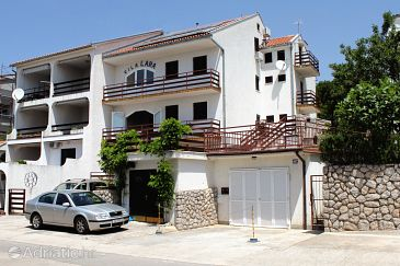 Property Dramalj (Crikvenica) - Accommodation 2378 - Apartments in Croatia.
