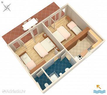 Apartment A-2381-a - Apartments Selce (Crikvenica) - 2381