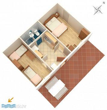 Apartment A-2381-b - Apartments Selce (Crikvenica) - 2381