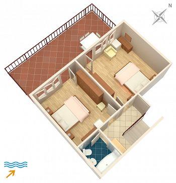Apartment A-2381-d - Apartments Selce (Crikvenica) - 2381