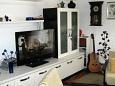 Living room - Studio flat AS-2382-b - Apartments Novi Vinodolski (Novi Vinodolski) - 2382