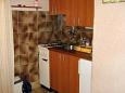 Novi Vinodolski, Kitchen u smještaju tipa studio-apartment, WIFI.