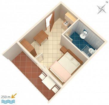 Studio flat AS-2383-b - Apartments Selce (Crikvenica) - 2383