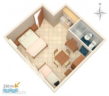 Studio flat AS-2389-f - Apartments and Rooms Crikvenica (Crikvenica) - 2389