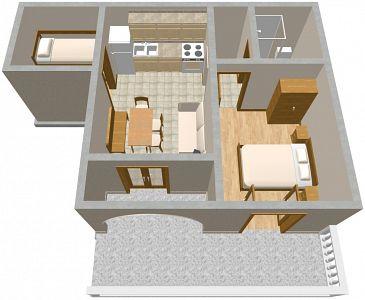 Apartament A-2398-a - Apartamenty Povile (Novi Vinodolski) - 2398