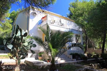 Property Rukavac (Vis) - Accommodation 2407 - Apartments with pebble beach.