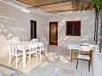 Shared terrace - Room S-2408-a - Rooms Komiža (Vis) - 2408