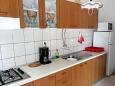 Kitchen - Apartment A-2416-a - Apartments Novi Vinodolski (Novi Vinodolski) - 2416