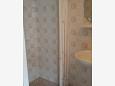 Bathroom - Studio flat AS-2419-b - Apartments Novi Vinodolski (Novi Vinodolski) - 2419