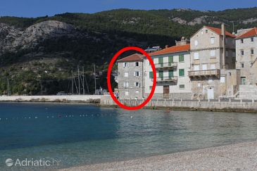 Property Komiža (Vis) - Accommodation 2431 - Apartments and Rooms near sea with pebble beach.