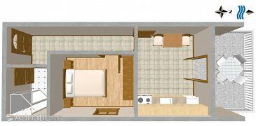 Apartment A-2456-c - Apartments Komiža (Vis) - 2456
