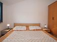 Bedroom 2 - Apartment A-247-a - Apartments Zavalatica (Korčula) - 247