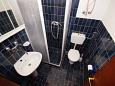 Bathroom - Apartment A-247-b - Apartments Zavalatica (Korčula) - 247
