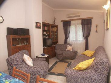 Artatore, Living room u smještaju tipa apartment, dostupna klima i WIFI.