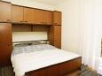 Bedroom - Room S-250-a - Apartments and Rooms Trpanj (Pelješac) - 250
