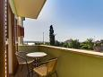 Balcony - Room S-2506-b - Apartments and Rooms Nerezine (Lošinj) - 2506