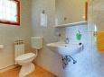 Bathroom - Room S-2506-b - Apartments and Rooms Nerezine (Lošinj) - 2506