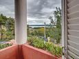 Balcony 1 - view - Apartment A-2516-a - Apartments Nerezine (Lošinj) - 2516