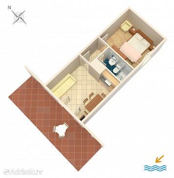Apartment A-2522-a - Apartments Umag (Umag) - 2522