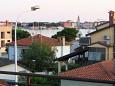 Umag, Balcony - view u smještaju tipa apartment, dopusteni kucni ljubimci i WIFI.