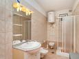 Bathroom - Apartment A-2533-a - Apartments Zambratija (Umag) - 2533