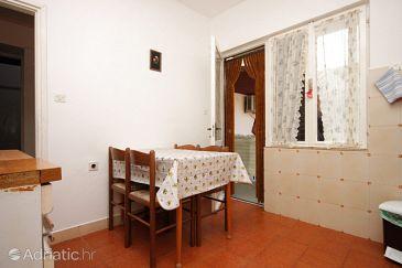 Dajla, Dining room u smještaju tipa apartment, WIFI.