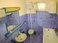 Łazienka - Apartament A-2570-b - Apartamenty Slatine (Čiovo) - 2570