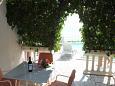 Terrace - Apartment A-2571-c - Apartments Seget Vranjica (Trogir) - 2571
