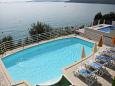 Terrace - view - Apartment A-2571-d - Apartments Seget Vranjica (Trogir) - 2571
