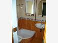 Bathroom 2 - Apartment A-2573-b - Apartments Podgora (Makarska) - 2573