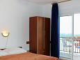 Bedroom - Studio flat AS-2575-e - Apartments Podaca (Makarska) - 2575