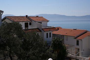 Obiekt Podaca (Makarska) - Zakwaterowanie 2579 - Apartamenty blisko morza ze żwirową plażą.