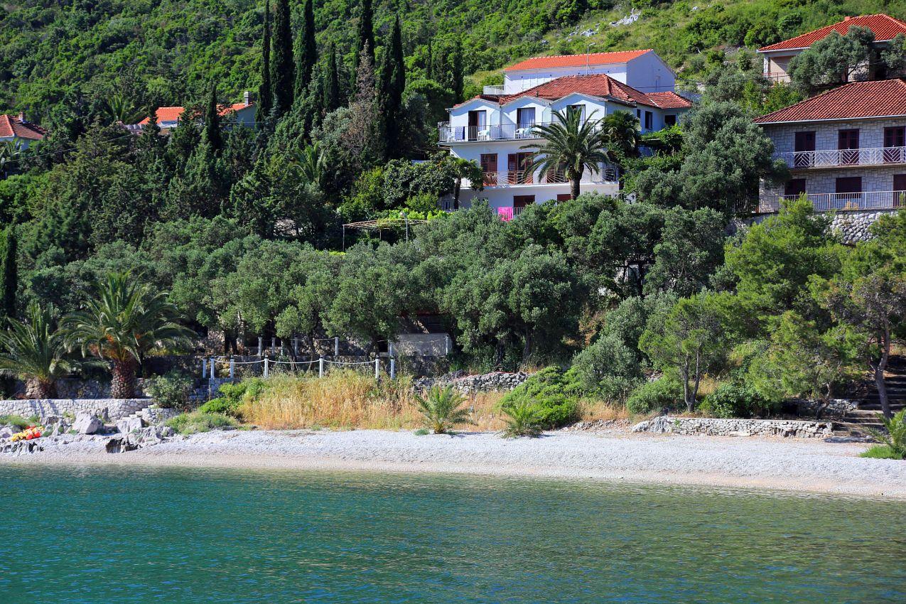 Apartmán na pláži v meste Trpanj - 258