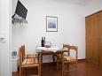 Dining room - Apartment A-2588-b - Apartments Promajna (Makarska) - 2588