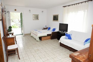 Apartment A-2588-c - Apartments Promajna (Makarska) - 2588