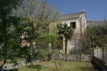 Property Gradac (Makarska) - Accommodation 2589 - Apartments near sea with pebble beach.