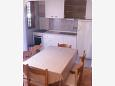 Kitchen - Apartment A-2595-e - Apartments Podgora (Makarska) - 2595